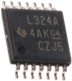 OPA4172IPW, 36V 10MHz RRO Op Amplifie