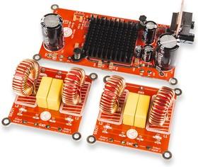 Фото 1/3 RDC2-0034a, Усилитель мощности класса D. TPA3255, PurePath, 315Вт Stereo или 600Вт Mono