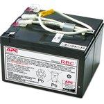 APC Replacement Battery Cartridge #109, Cменный комплект батарей