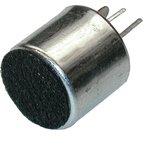 ECM-30A, 4.5 В, 10 мм, Микрофон электретный