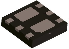 DMP2035UFDF-7, P-channel MOSFET 20V 5.5A
