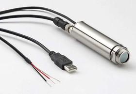 Фото 1/2 PUA8-301, mA Output Signal USB Infrared Temperature Sensor, 1m Cable, -40°C to +1000°C