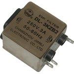 DL-3KZB2, 3А, 250В, Сетевой фильтр