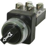 SKOS-25211, Переключатель черный на панель Ф25