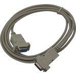 XYC026 (3м), Удлинитель кабеля монитора VGA,SVGAHDB15F-HDB15M