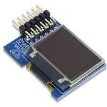 Pmod OLEDrgb: 96 x 64 RGB OLED Display with 16-bit color ...