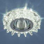 Фото 2/3 6037 MR16 SL / Светильник встраиваемый зеркальный/серебро