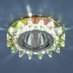 Фото 3/3 6037 MR16 MLT / Светильник встраиваемый мульти/хром