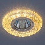 Фото 2/9 2160 MR16 / Светильник встраиваемый GС тонированный