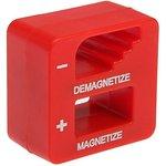 Намагничиватель/ размагничиватель для отверток,бит и другого инструмента PS21011002