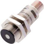 BUS0020, Датчик ультразвуковой, прямой, Дальность 20-150мм, push/pull