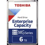 HDD Toshiba SAS 6Tb 12Gb/s 7200 128Mb, Жесткий диск
