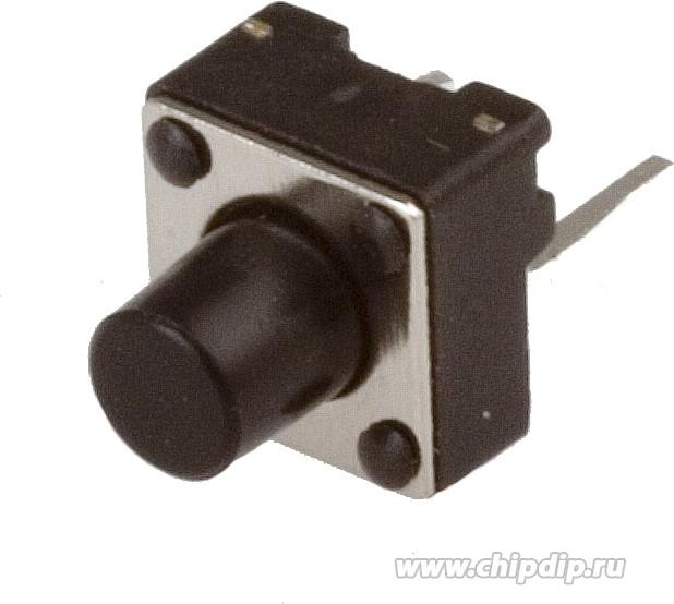 TC-0404, Кнопка тактовая h=7.0 мм