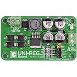 MIKROE-482, UNI-REG Board, Встраиваемый стабилизатор напряжения ...