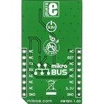 Фото 4/4 MIKROE-1714, GPS3 click, Встраиваемый GPS модуль форм фактора mikroBUS на основе L80