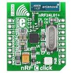 MIKROE-1304, nRF C click, Радиомодуль (приемопередатчик) ...