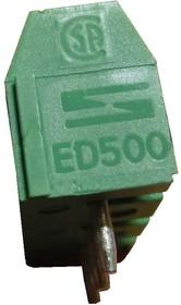 ED500V-03P (old), Клеммник 3-контактный, 5мм (старый корпус)