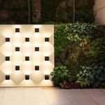 Фото 6/8 1548 TECHNO LED / Светильник садово-парковый со светодиодами WINNER серый