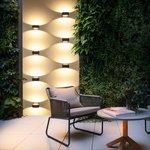 Фото 3/9 1549 TECHNO LED / Светильник садово-парковый со светодиодами BLINC черный