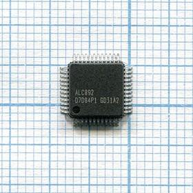 Микросхема ALC892 | купить в розницу и оптом