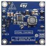 Фото 2/2 STEVAL-ISA198V1, Импульсный стабилизатор, частота коммутации 500кГц, понижающий DC - DC, 2А, 4.5В - 60В вход, 5В