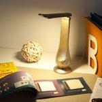 Фото 4/7 TL90420 / Светильник светодиодный настольный Orbit золотой