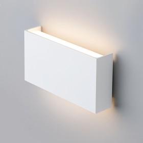 Фото 1/3 1705 TECHNO LED / Светильник садово-парковый со светодиодами GOLF белый