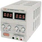 HY3003, Источник питания, 0-30V-3A 2xLED
