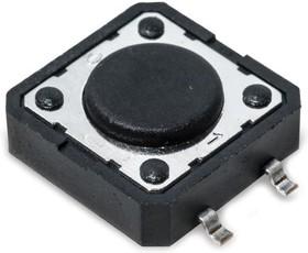 PTS125SM43-2 LFS, Tact,180gf,4.3mm,THT,50mA