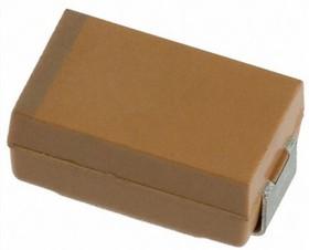 TPSD476K016R0150, Cap Tant Solid 47uF 16V D CASE 10% (7.3 X 4.3 X 2.9mm) Inward L SMD 7343-31 0.15 Ohm 125C T/R