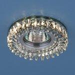 Фото 2/5 2216 MR16 / Светильник встраиваемый SBK дымчатый