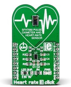 MIKROE-2036, Heart Rate 3 Click Board
