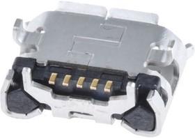 ZX62D-B-5P8(30), CONN RCPT MCR USB B SMD T