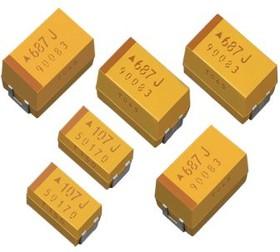 TPSA335K025R1500, TANTALUM CAPACITOR 1206 3.3UF 25VDC 10%