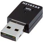 Фото 2/2 Сетевой адаптер WiFi NETGEAR WNA3100M-100PES USB 2.0