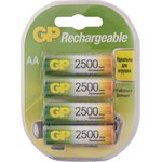 250AAHC (HR06/AA)4, Аккумулятор никель-металлгидридный NiMH ...