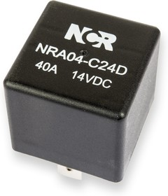 NRA-04-A-12D, Реле 1 зам. 12V / 40A, 14VDC