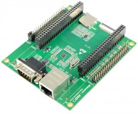 Фото 1/2 STM32F4DIS-BB, Плата расширения для STM32F4DISCOVERY/ STM32F407G-DISC1