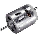 MOT3N, Электромотор 12В, 11500 об/мин, 6.2Вт, 62.6 гхсм
