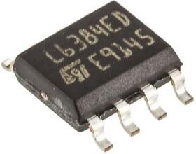 Фото 1/3 L6384ED, Полумостовой драйвер MOSFET/IGBT [SOIC-8]