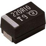 Фото 4/4 TR3D107K010C0150, Cap Tant Solid 100uF 10V D CASE 10% (7.3 X 4.3 X 2.8mm) Inward L SMD 7343-31 0.15 Ohm 125°C T/R