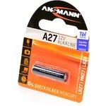 ANSMANN 1516-0001 A27 BL1, Батарея
