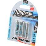 ANSMANN 5030882-RU AAA 1000мАч maxE BL4, Аккумулятор