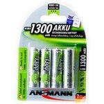 ANSMANN 5030792 AA 1300мАч maxE BL4, Аккумулятор