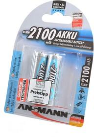 ANSMANN 5030992-RU AA 2100мАч maxE BL2, Аккумулятор