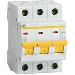 Выключатель автоматический модульный 3п C 13А 4.5кА ВА47-29 ...