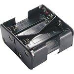 BH383A (BH-608), Батарейный отсек 8xAА