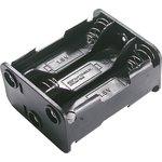 BH363A (BH-607), Батарейный отсек 6xAА