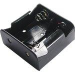 BH121-1A (BH-610), Батарейный отсек 2xD