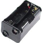 BH343A (BH-634), Батарейный отсек 4xAA